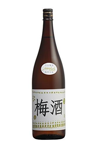 立山酒造 立山梅酒 1800ml