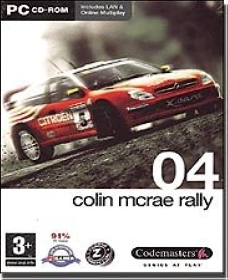 対応資格無駄なColin McRae Rally 04 (輸入版)