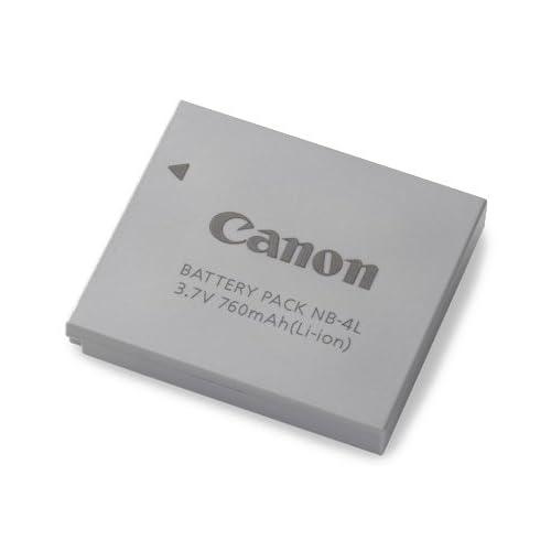 Canon バッテリーパック NB-4L