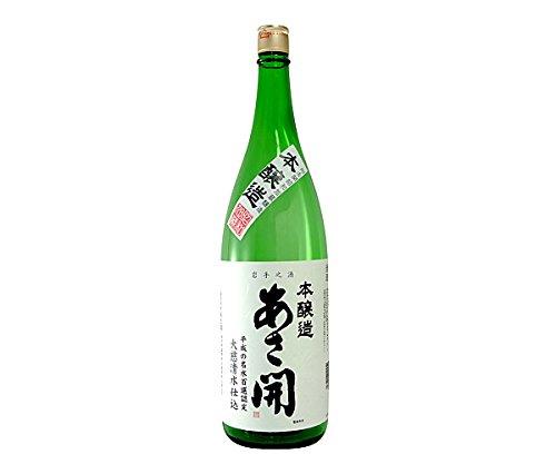 本醸造酒 昭和旭蔵 1.8L
