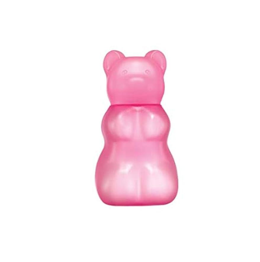 遠足超える故障Skinfood グミベアゼリークリーンジェル(アップル)#ラズベリー(ハンドジェル) / Gummy Bear Jelly Clean Gel (Apple) #Raspberry (Handgel) 45ml [並行輸入品]