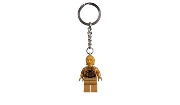 LEGO Bau- & Konstruktionsspielzeug LEGO STAR WARS 852837 C-3PO KEY RING