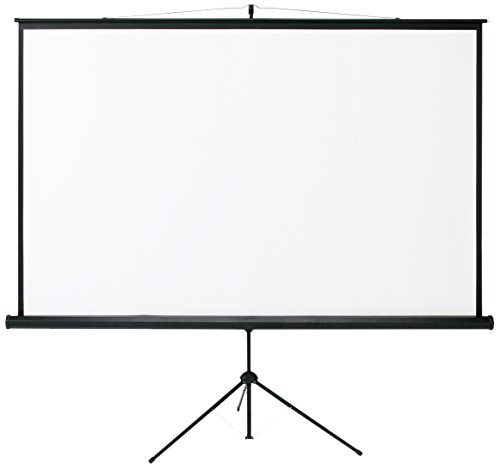 サンワサプライ プロジェクタースクリーン(三脚式) PRS-S85