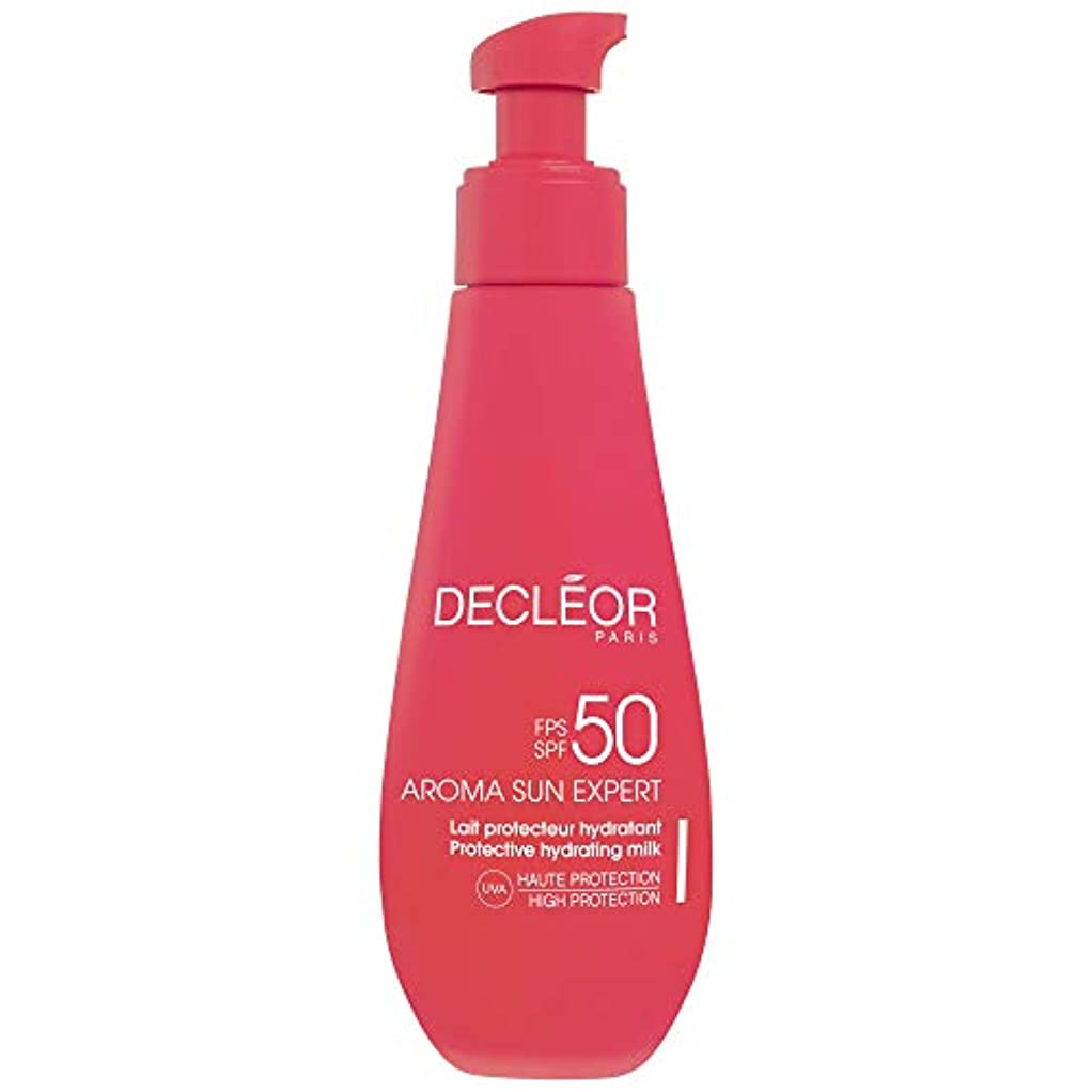 思い出すとティーム肉[Decl?or ] デクレオールアロマ日の専門家で超保護抗シワクリームSpf50 - ボディローション150Ml - Decl?or Aroma Sun Expert Ultra Protective Anti-Wrinkle Cream SPF50 - Body 150ml [並行輸入品]