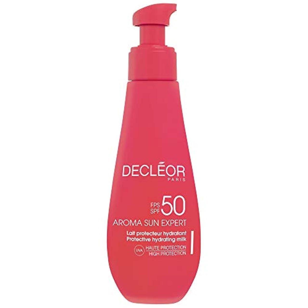 同意ハブブトマト[Decl?or ] デクレオールアロマ日の専門家で超保護抗シワクリームSpf50 - ボディローション150Ml - Decl?or Aroma Sun Expert Ultra Protective Anti-Wrinkle...