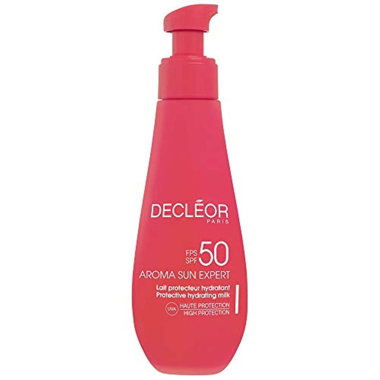 縮約押す以降[Decl?or ] デクレオールアロマ日の専門家で超保護抗シワクリームSpf50 - ボディローション150Ml - Decl?or Aroma Sun Expert Ultra Protective Anti-Wrinkle...