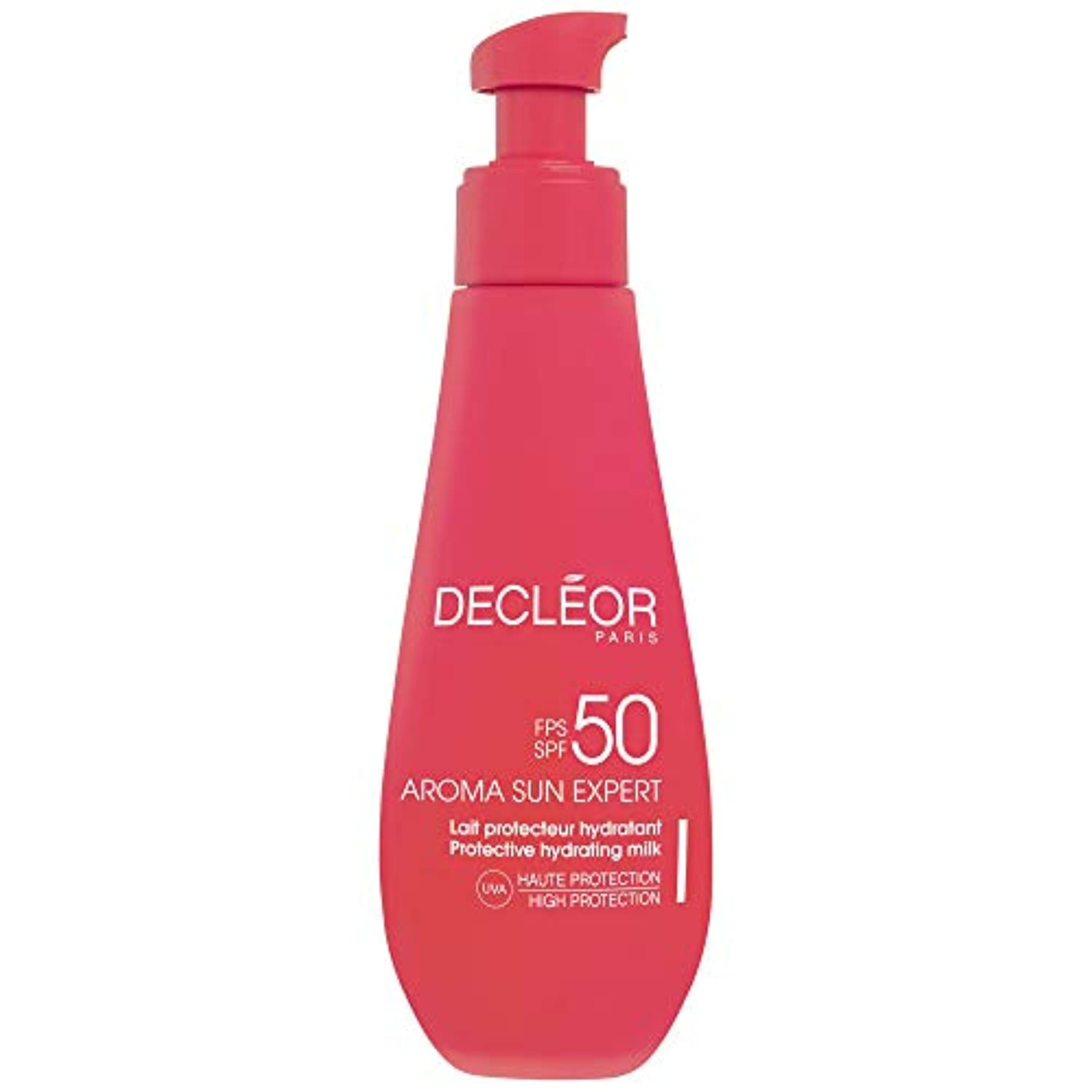 [Decl?or ] デクレオールアロマ日の専門家で超保護抗シワクリームSpf50 - ボディローション150Ml - Decl?or Aroma Sun Expert Ultra Protective Anti-Wrinkle...