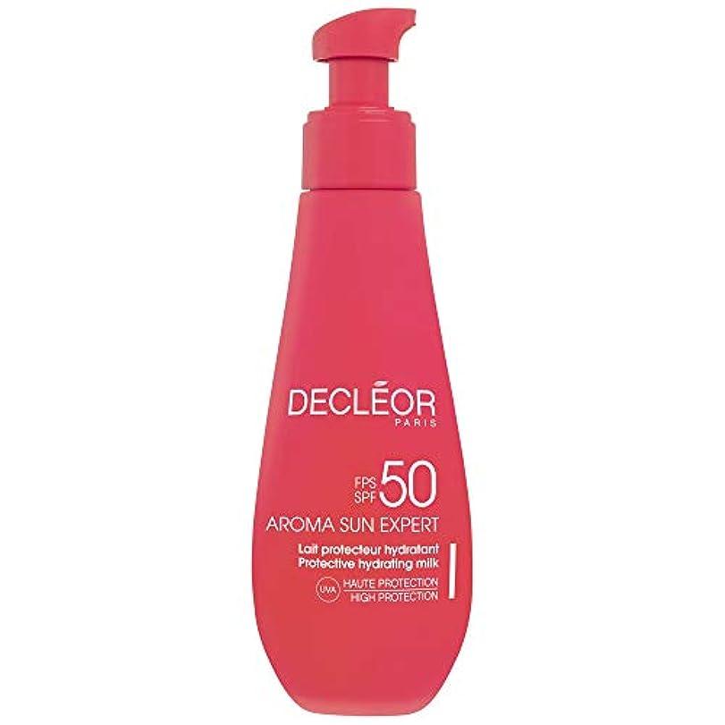 潤滑する忘れられない歯痛[Decl?or ] デクレオールアロマ日の専門家で超保護抗シワクリームSpf50 - ボディローション150Ml - Decl?or Aroma Sun Expert Ultra Protective Anti-Wrinkle...