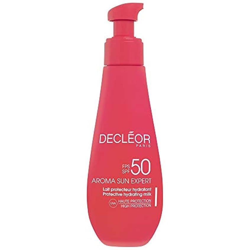 却下する予想する私[Decl?or ] デクレオールアロマ日の専門家で超保護抗シワクリームSpf50 - ボディローション150Ml - Decl?or Aroma Sun Expert Ultra Protective Anti-Wrinkle...