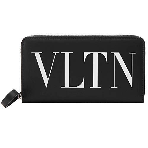 ヴァレンティノ(VALENTINO) 長財布(ラウンドファスナー) QY2P0570 LVN 0NO ヴァレンティノ・ガラヴァーニ ブラック 黒 [並行輸入品]