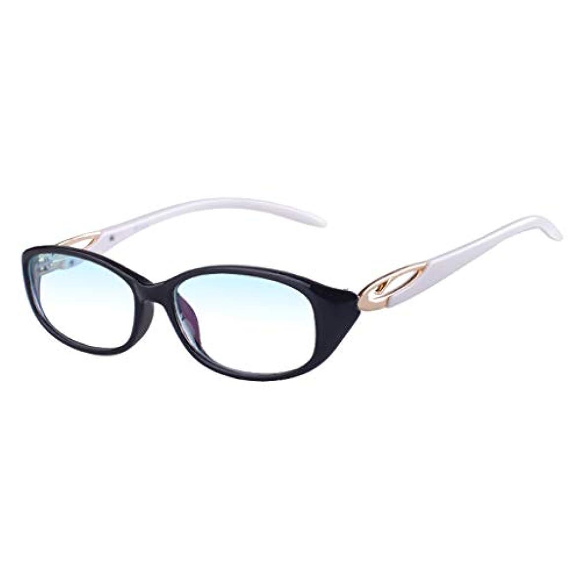 バー判読できない地理LCSHAN TR90インテリジェントズーム老眼鏡累進多焦点遠近両用+ 1.5 (Color : White, Size : 175 degrees)