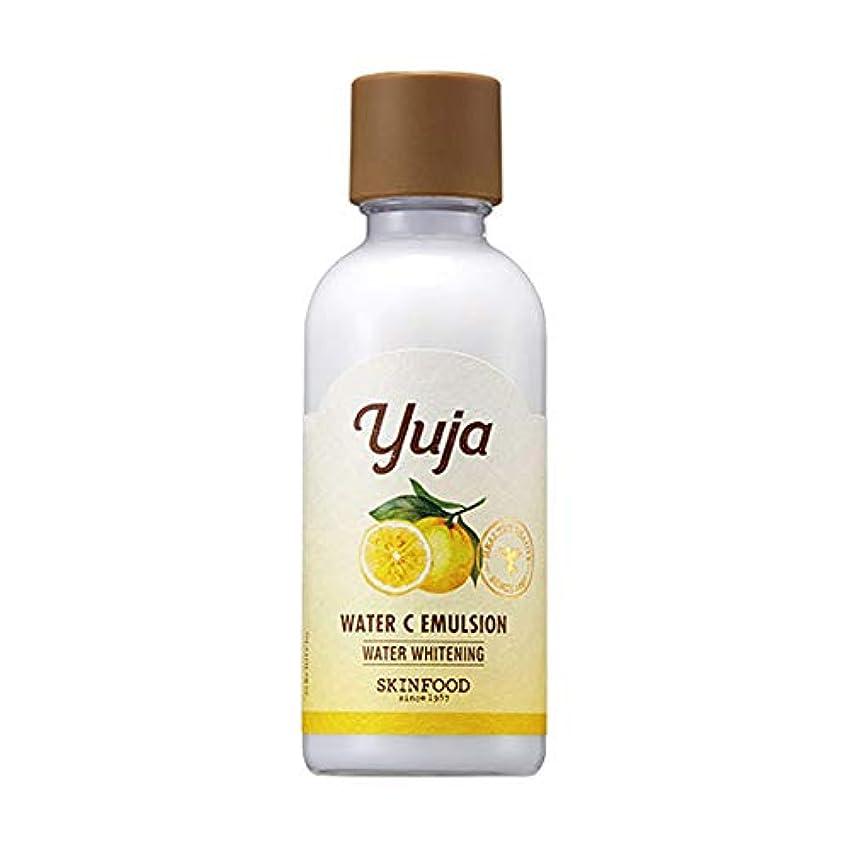 羊の服を着た狼デンマーク聴覚Skinfood Yuja Water Cエマルジョン/Yuja Water C Emulsion 160ml [並行輸入品]
