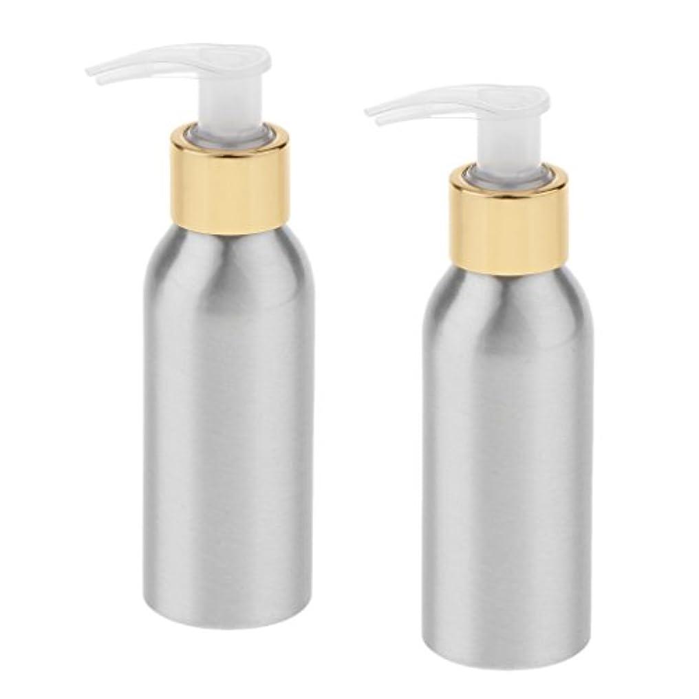 踊り子牛肉健康的2本 スプレーボトル 空ボトル アルミボトル スプレー ポンプボトル 香水ボトル シャンプー 噴霧器 アトマイザー 6サイズ選択 - 120ml