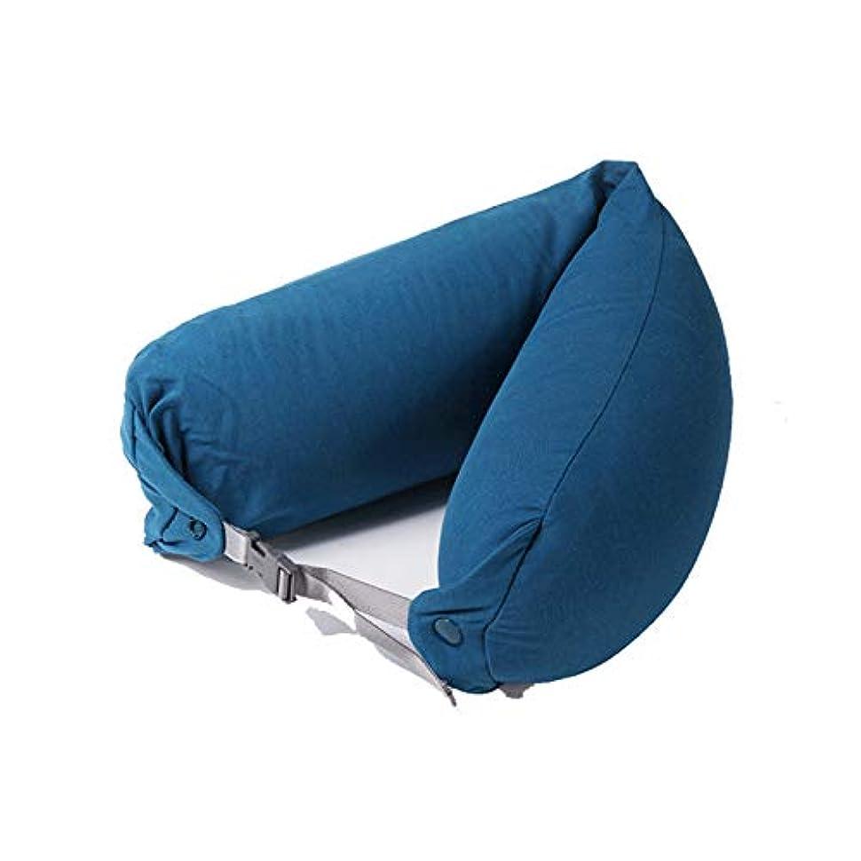 懲戒滝国民SMART ホームオフィス背もたれ椅子腰椎クッションカーシートネック枕 3D 低反発サポートバックマッサージウエストレスリビング枕 クッション 椅子