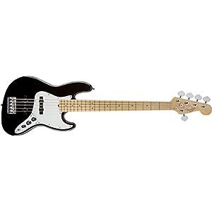 Fender フェンダー エレキベース AM STD J-BASS V MN BLK