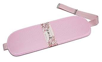 和装 着付け サヤ柄 綸子 中特 帯板 ベルト付 日本製