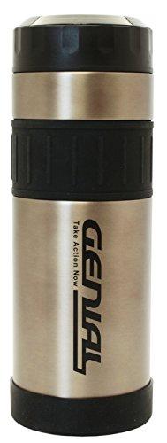 タフコ F-2641 ブラック GENIAL マグボトル(800ml) 水筒 ボトル
