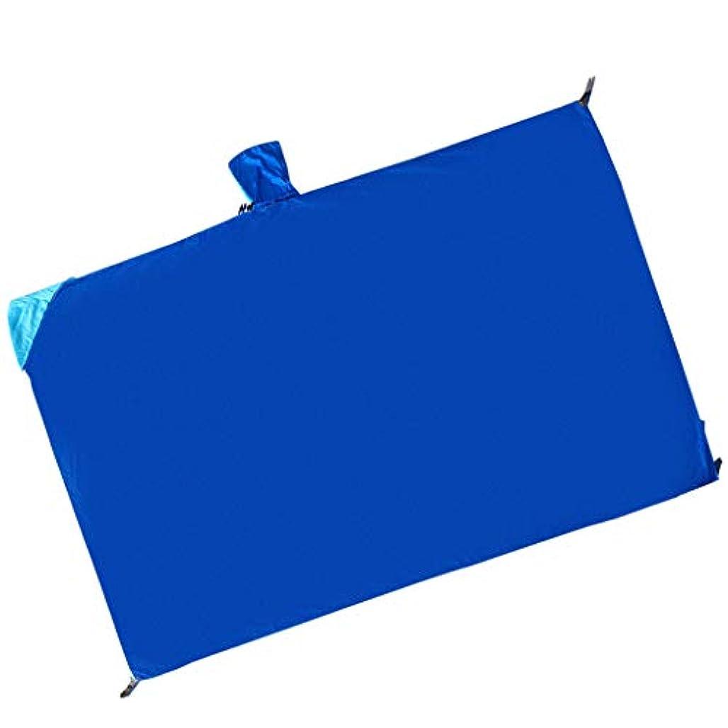 すり減るラベンダー素朴なPerfeclan テントマット グランドシート ピクニックマット ナイロン 折りたたみ 速乾性 耐湿