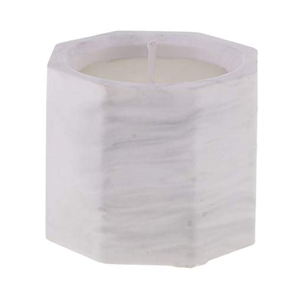 保護する時折飾り羽D DOLITY アロマキャンドル オクタゴン形 香りキャンドル 友人用 誕生日用 家族用 約58mm