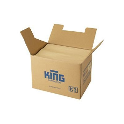 業務用クラフト封筒 角3クラフト封筒 85g 500枚入 品番:150201 注文番号:61892033 メーカー:キングコーポレーション