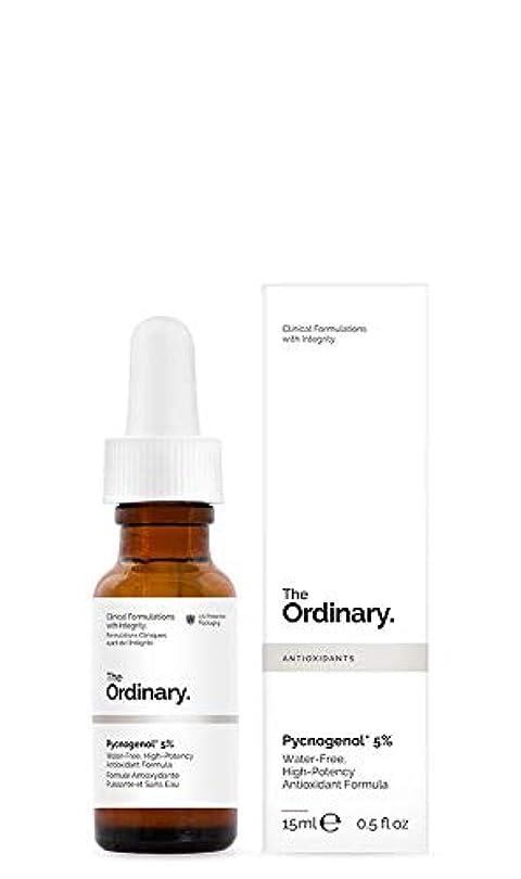 幸運なコロニアル勧めるThe Ordinary Pycnogenol 5% 15ml