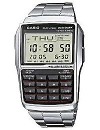 Casio Men's Databank Watch DBC32D-1A With Calculator【並行輸入】