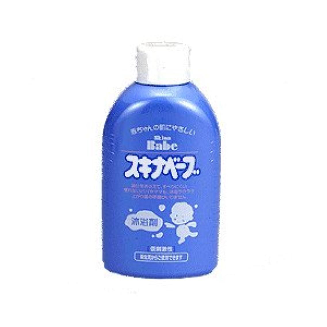 重要な役割を果たす、中心的な手段となる最初子猫(持田ヘルスケア)スキナベーブ 500ml(入浴剤)(医薬部外品)(お買い得3個セット)
