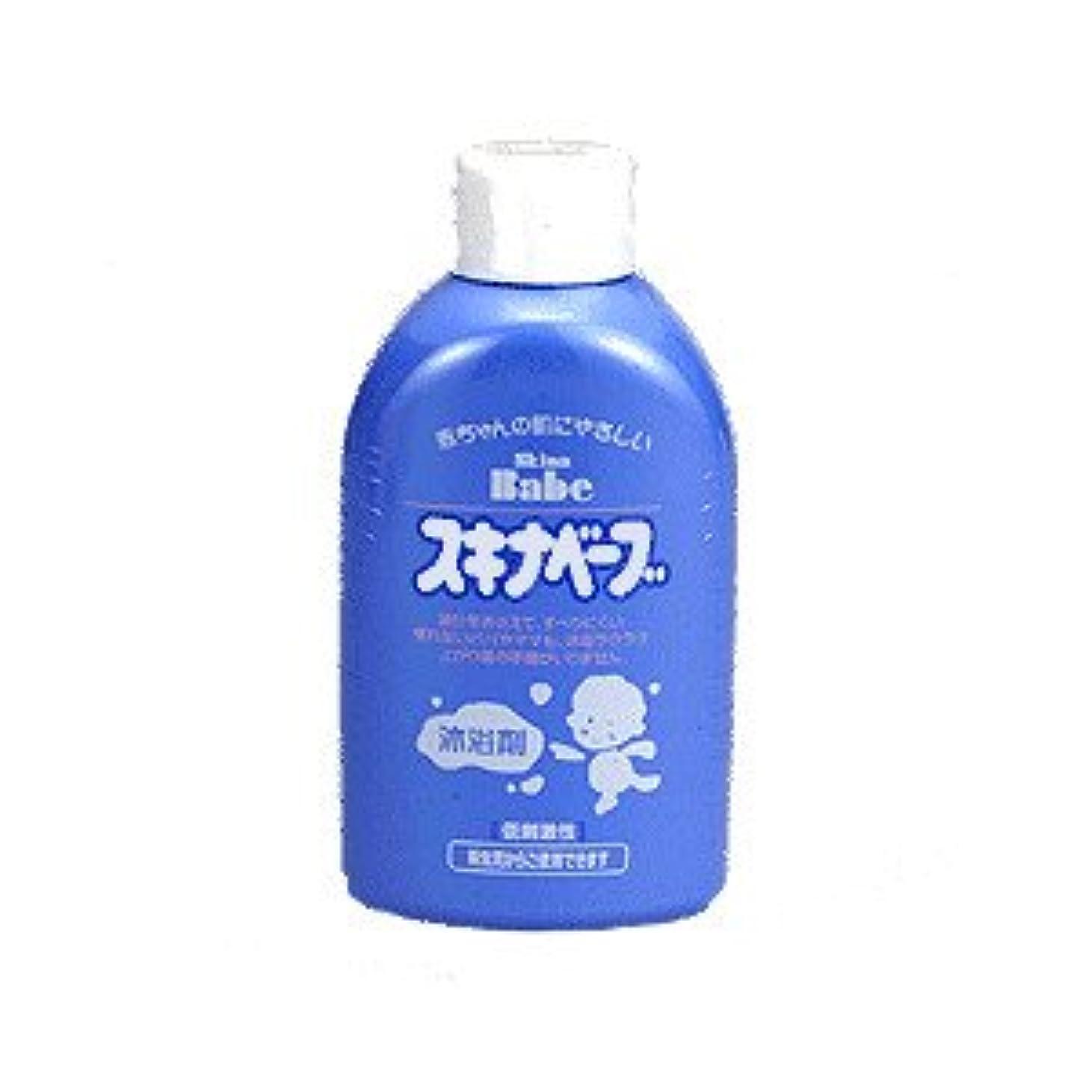 パウダー暖かく序文(持田ヘルスケア)スキナベーブ 500ml(入浴剤)(医薬部外品)(お買い得3個セット)