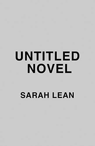 Untitled Sarah Lean (English Edition)