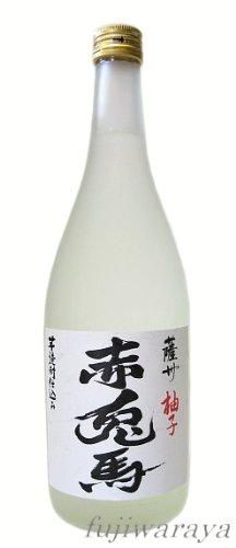 赤兎馬 柚子 (せきとばゆず) 14度 720ml