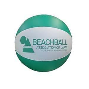 ビーチボール 公認球 (日本ビーチボール協会認定マークあり)