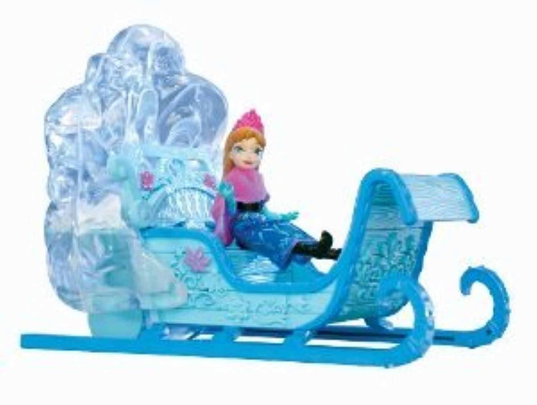 Disney (ディズニー) Frozen Swirling Snow Sleigh ドール 人形 フィギュア(並行輸入)