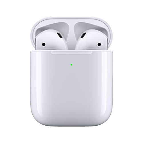 Apple AirPods with Wireless Charging Case (最新モデル)