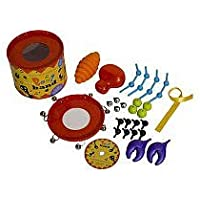 Bonz Band Musical Instrument Construction Set by Curious Toys [並行輸入品]