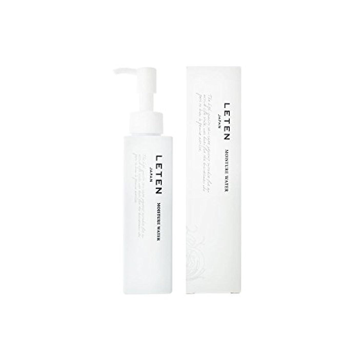 物質ピッチャーフォームレテン (LETEN) モイスチャーウォーター 150ml 化粧水 敏感肌