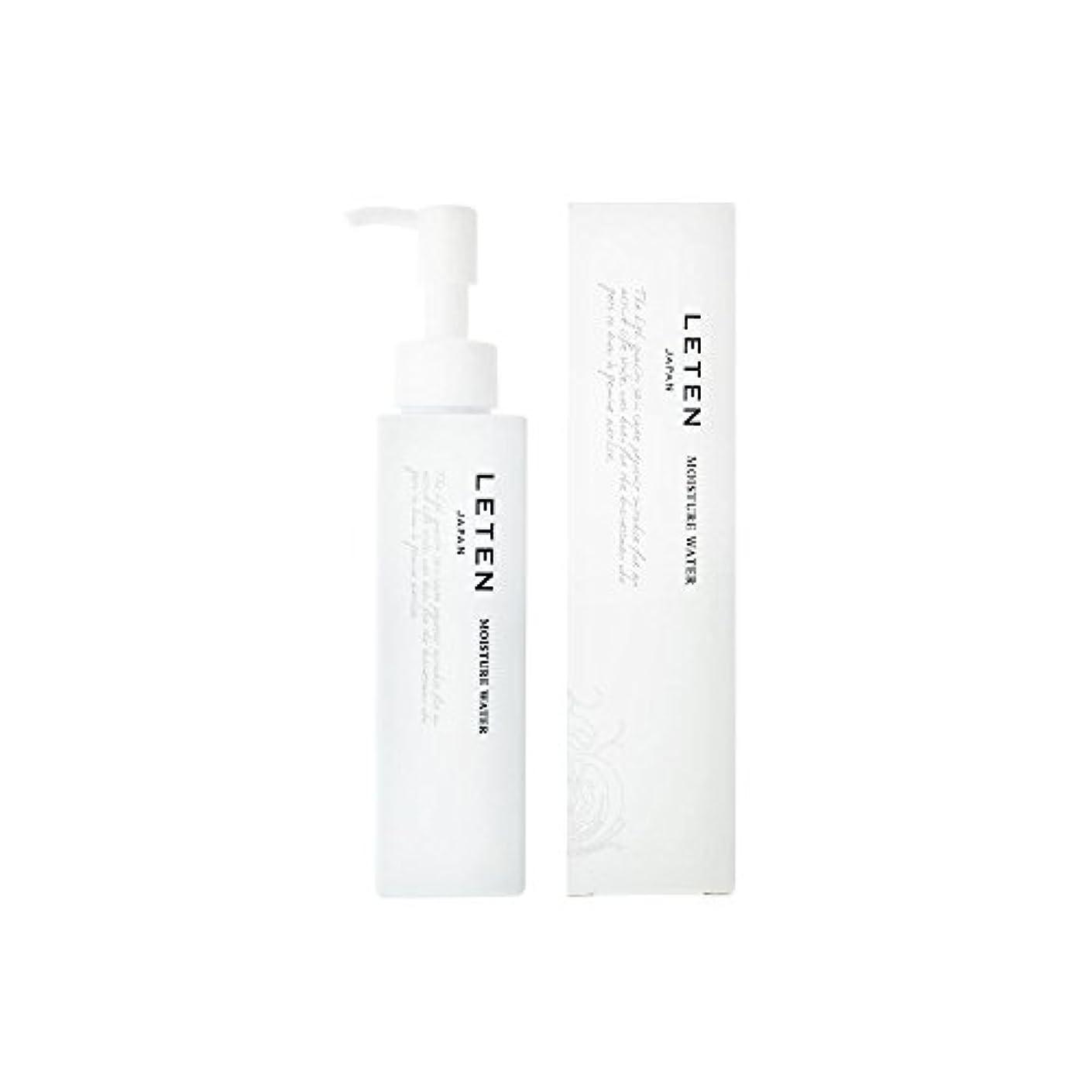 玉満足させる名前でレテン (LETEN) モイスチャーウォーター 150ml 化粧水 敏感肌