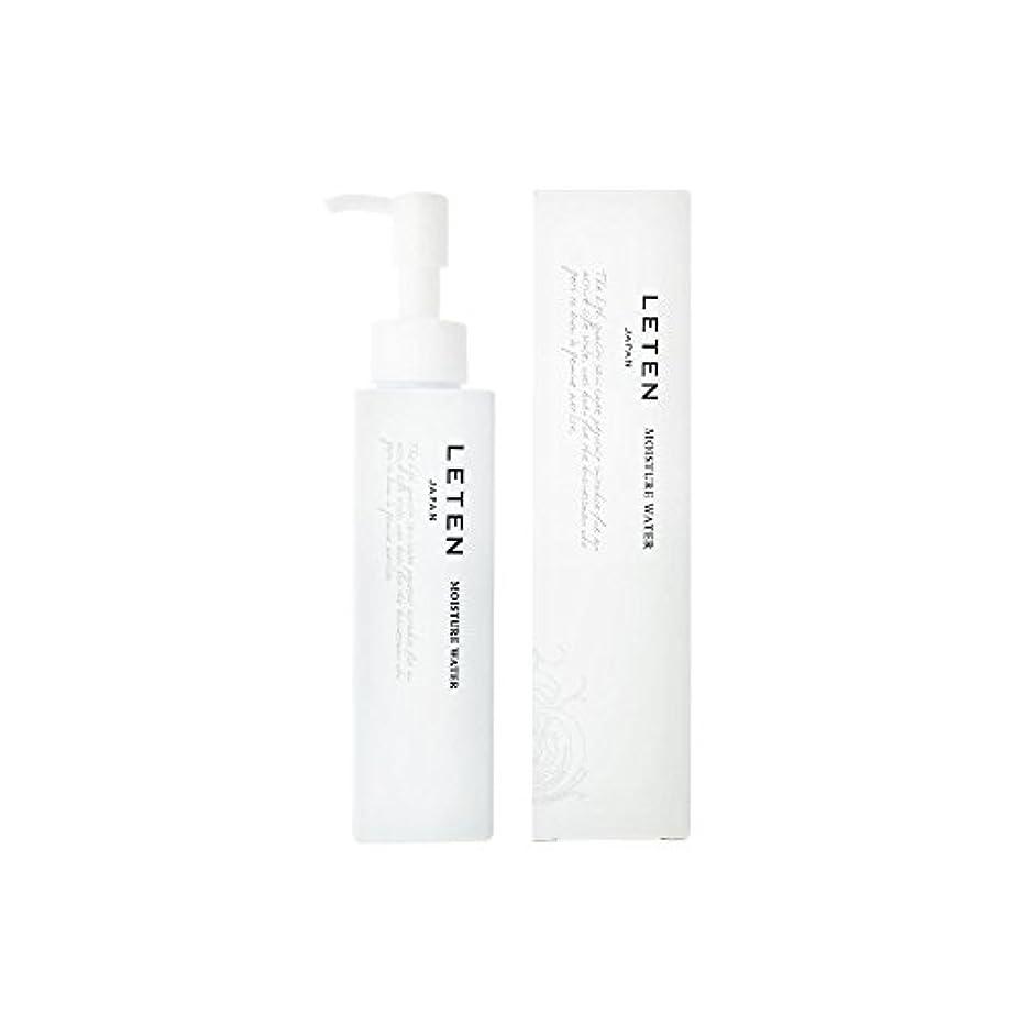 シャワー顕著読書レテン (LETEN) モイスチャーウォーター 150ml 化粧水 敏感肌