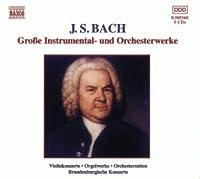 BACH Große Instrumental & Orc