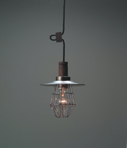 RoomClip商品情報 - 後藤照明 レトロ調ペンダント照明 真鍮ブロンズ GLF-3146