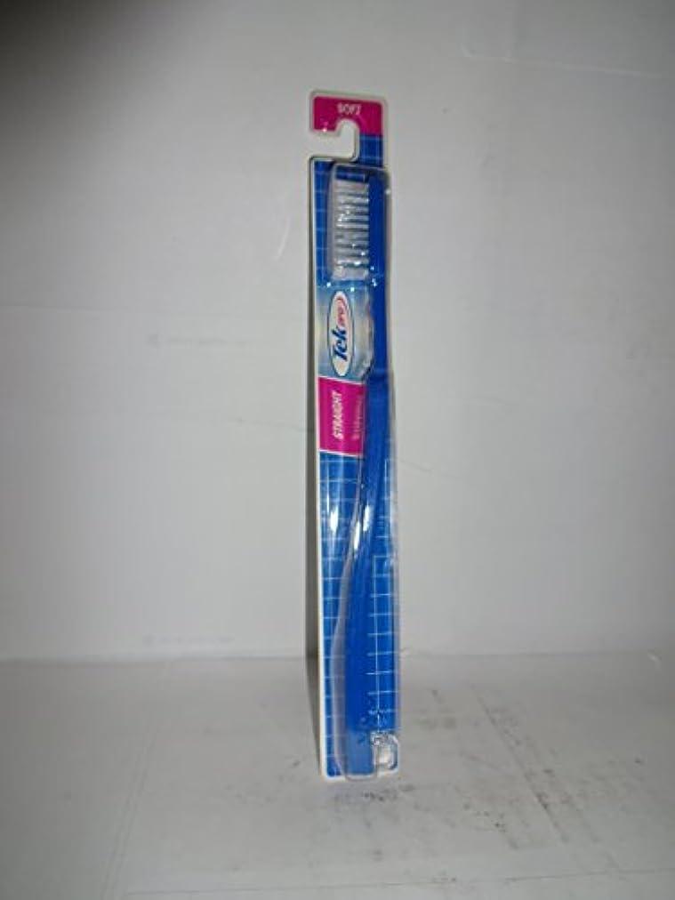 ありふれたベッドを作る暗殺者TEK 歯ブラシソフト#3701サイズ1CT歯ブラシソフト#37016 1CT 6パック