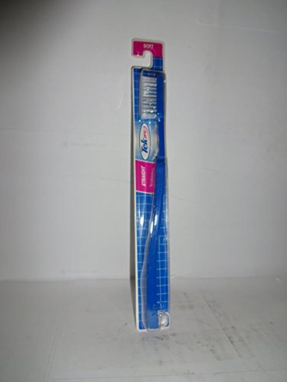 蜜蒸気羊のTEK 歯ブラシソフト#3701サイズ1CT歯ブラシソフト#37016 1CT 6パック
