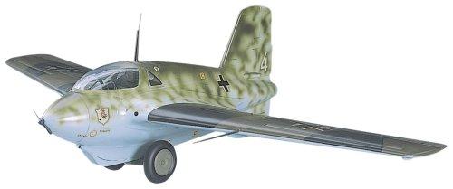 ハセガワ 1/32スケール メッサーシュミット Me163B コメート