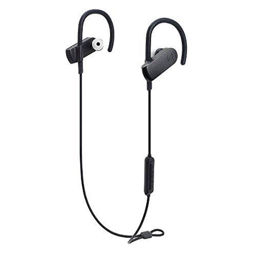 オーディオテクニカ Bluetooth対応 スポーツワイヤレスイヤホン(ダイヤモンドブラック)audio-technica ATH-SPORT70BT BK
