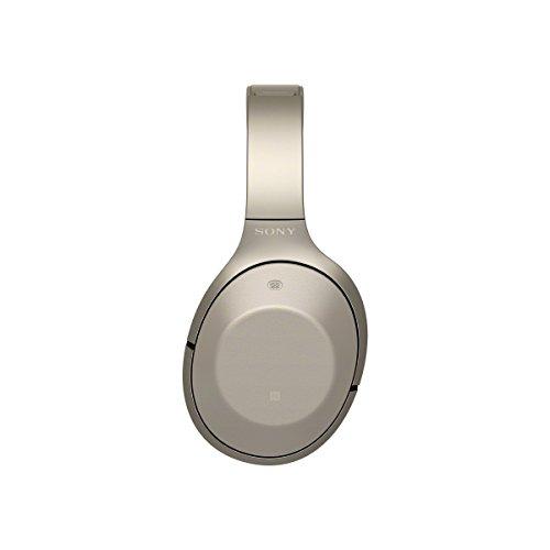 ソニー SONY ワイヤレスノイズキャンセリングヘッドホン ハイレゾ対応 Bluetooth/LDAC/NFC対応 マイク付き/ハンズフリー通話可能 DSEE HX搭載 グレーベージュ MDR-1000X C