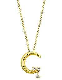 [ジュエリーツツミ]JEWELRY TSUTSUMI K18イエローゴールドダイヤモンドネックレス RPN339-001