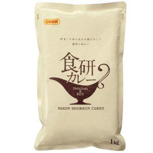 日本食研『食研カレー 1kg 』