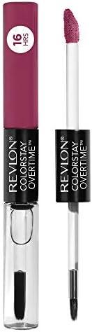Revlon ColorStay Overtime™ Lipcolor, Perennial Plum, 2ml