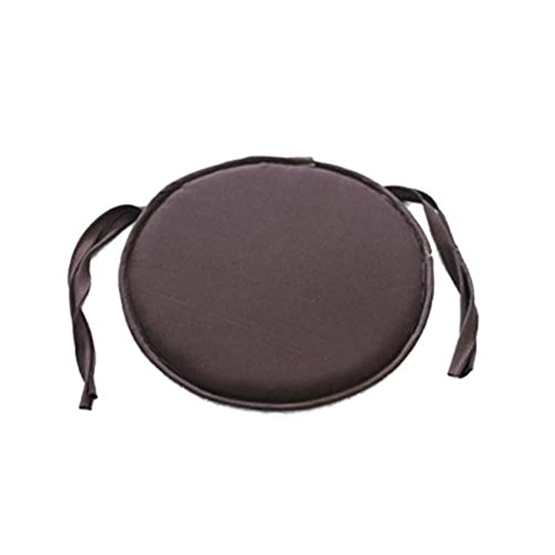 区別洗うひどいLIFE ホット販売ラウンドチェアクッション屋内ポップパティオオフィスチェアシートパッドネクタイスクエアガーデンキッチンダイニングクッション クッション 椅子