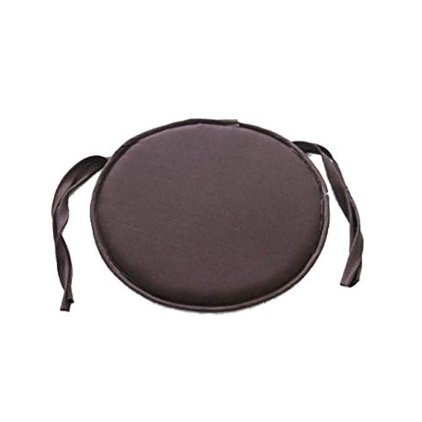 告発暗唱する添加剤LIFE ホット販売ラウンドチェアクッション屋内ポップパティオオフィスチェアシートパッドネクタイスクエアガーデンキッチンダイニングクッション クッション 椅子