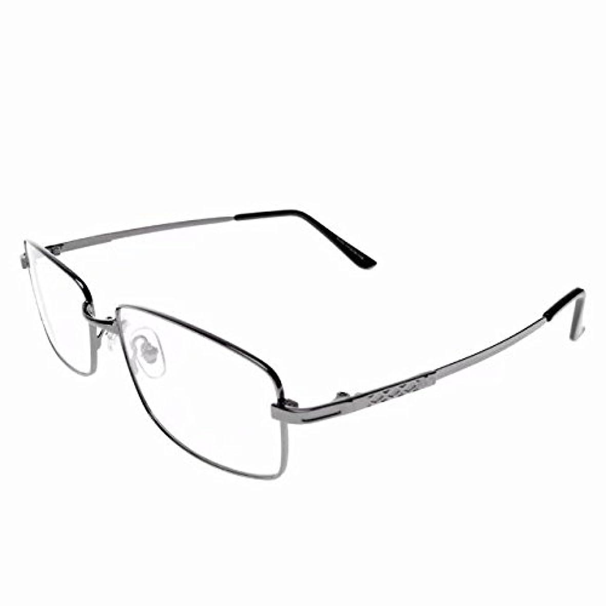 Jcerki 男性と女性でる老眼鏡おしゃれリーディンググラス 度数「+0.50~+6.00